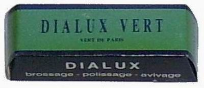Polishing Compound - Dialux Vert Green