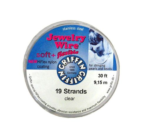 Jewellery Wire - Griffin Stainless Steel