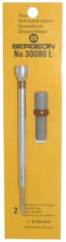 Bergeon Screwdriver with Blade