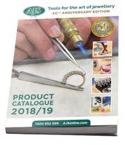 AJS Catalogue - 50th Anniversary Edition (Free)