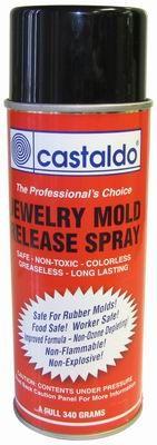 CASTALDO Jewelery Mould Release Spray