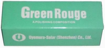 GREEN ROUGE BBB POLISHING COMPOUND 500GRAMS
