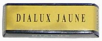 Polishing Compound - Dialux Jaune Yellow