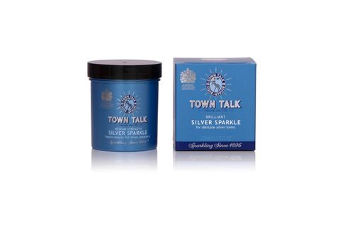 Town Talk - Exquisite Silver Sparkle