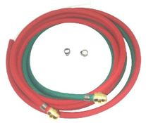 Generic Smith Little Torch Hose Kit Red/Green 1.8m