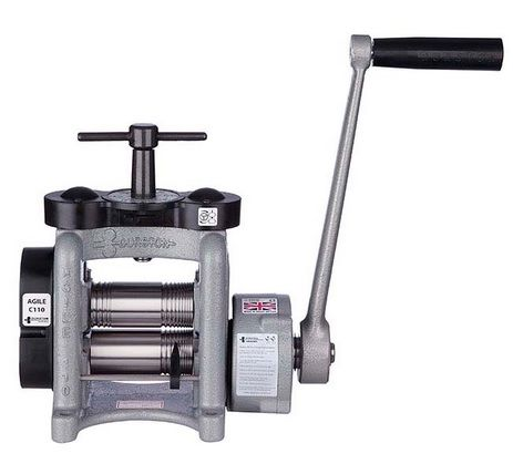 Rolling Mill - Durston Agile C110