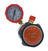 Regulator - Tesuco LPG for Little Torch