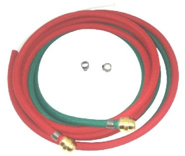 Generic Smith Little Torch Hose Kit Red/Green 3.0m
