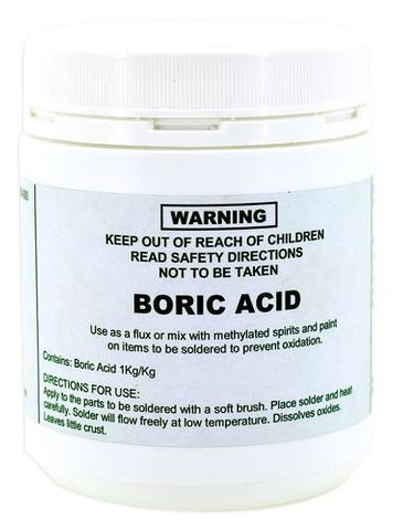 Boric Acid Powder - 500g
