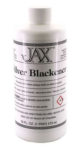 Jax Silver Blackener -  473ml (US Pint)