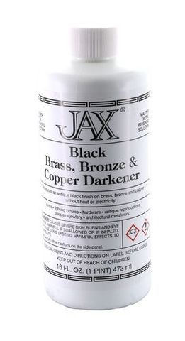 Jax Black - 473ml (US Pint)