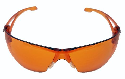 UV Protective Glasses - Amber - Suit U-Namel Kit