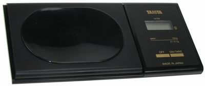 Tanita Digital Scale - 120g x 0.1g