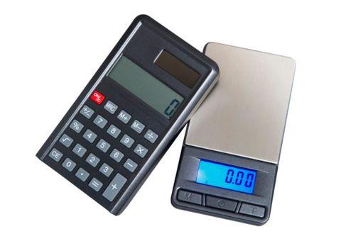 On Balance Calculator Scale - 300g x 0.01g