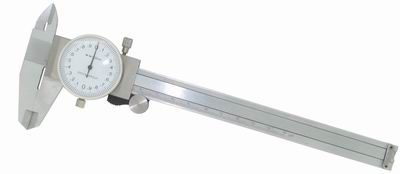 DT Stainless Steel Dial Caliper 150mm