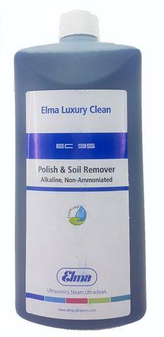 Elma EC95 Luxury Watch Cleaner - 1 Litre