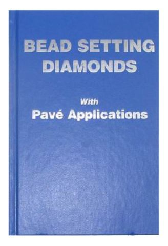 Book - Bead Setting Diamonds by Robert Wooding