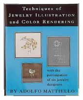 Book - Techniques of Jewelry Illust & Color Render