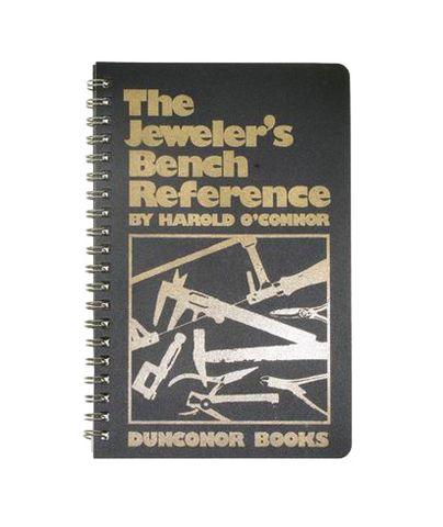 Book - The Jeweler's Bench Reference H O'Connor