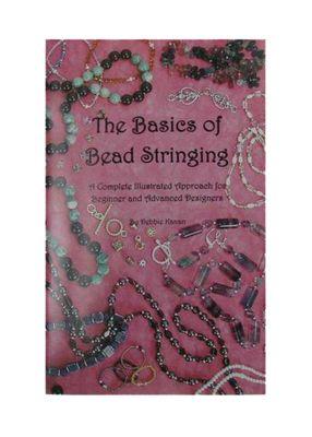 Book - Basics of Bead Stringing by Debbie Kanan