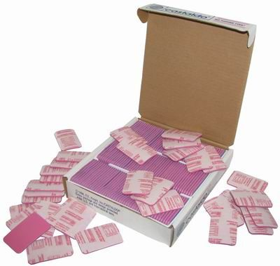 CASTALDO No Shrink Pink Natural Rubber READY