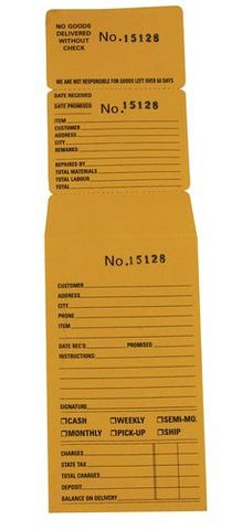 Yellow Job Envelopes - Pkt500