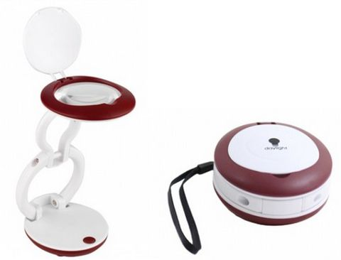 Daylight Yoyo Magnifier Compact Light