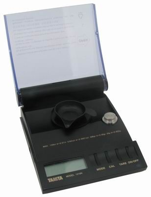 Tanita Digital Gem Carat Scale - 20g x 0.002g