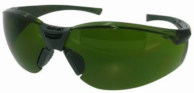 Safety Glasses - All Terrain Green #3