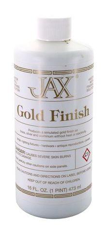 Jax Gold Finish - 473ml (US Pint)