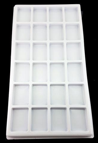 Tray Insert White #824