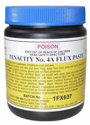 Flux - JM Tenacity 4A Paste
