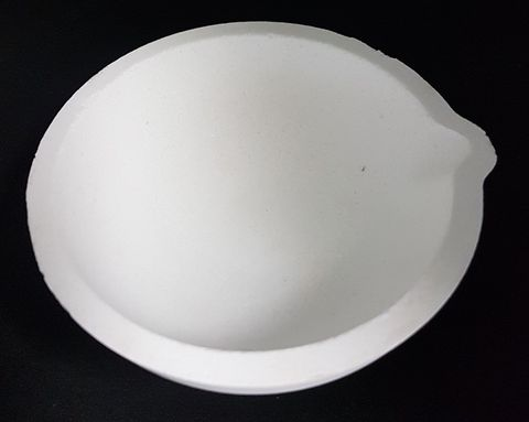 Ceramic Crucible High Temp - Bowl - 100g