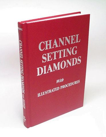 Book - Channel Setting Diamonds by Robert Wooding