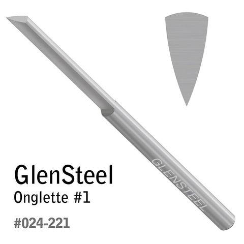 Glensteel Onglette Graver