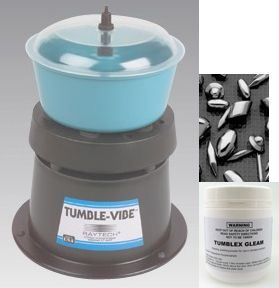 Raytech Tumble-Vibe TV-5 Tumbler Kit