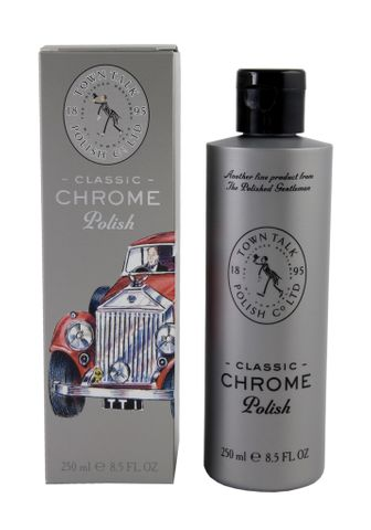 Town Talk - Chrome Polish 250ml