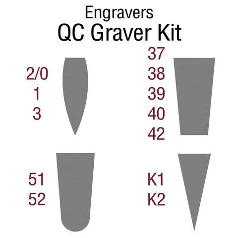 Engravers Kit QC
