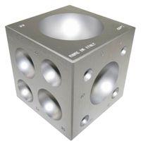 Dapping Block - Italian Steel 4mm to 55mm