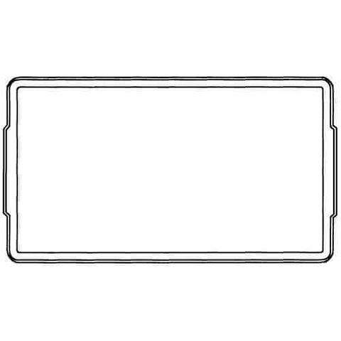 Clear Lid for #800 Tray