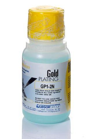 Legor Gold Pen Plating Solution - 1g/100ml
