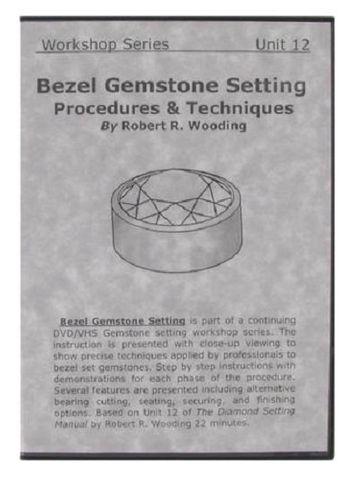 DVD - Bezel Gemstone Setting by Robert Wooding