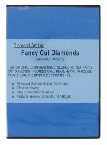 DVD - Diamond Setting Fancy Cut Diamonds Wooding