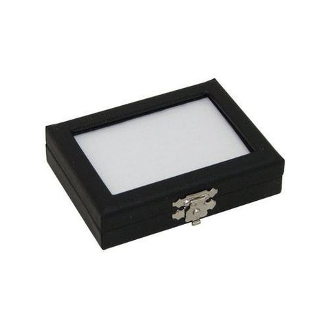 Gem Case Leatherette - Reversible - 80 x 60mm