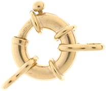 CLASP - DELUXE BOLT RING