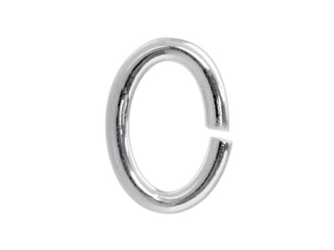 JUMP RING OVAL