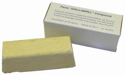 Yellow Brill Diamond Polishing Compound
