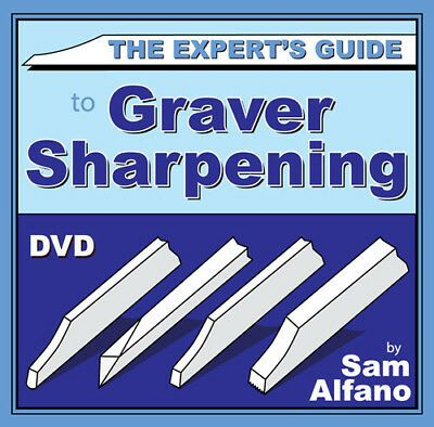 DVD THE EXPERTS GUIDE TO GRAVER SHARPENING