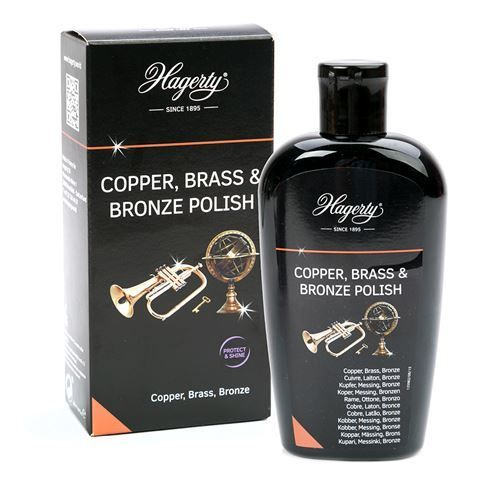 HAGERTY GREEN LINE COPPER & BRASS CLEANER 200ML