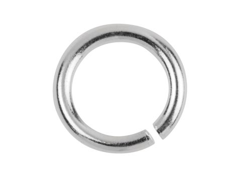 Jump Ring - Sterling Silver 11mm